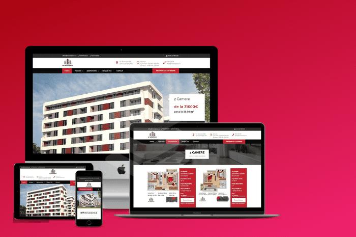 Identitate vizuala, Logo, Website proiect, Randari 3D