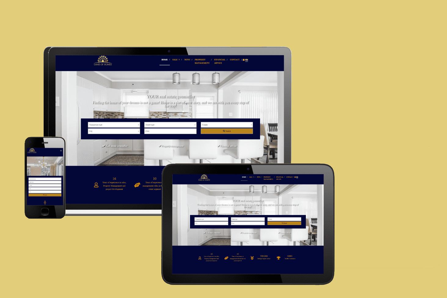 Identitate vizuala, Logo, Carti de vizita, Website proiect, CRM, Roll up, Flyer