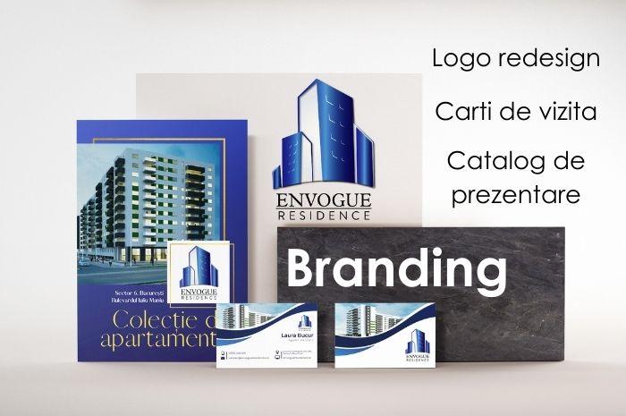 Envogue Residence - Branding