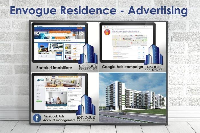 EnVogue Residence - Digital Advertising